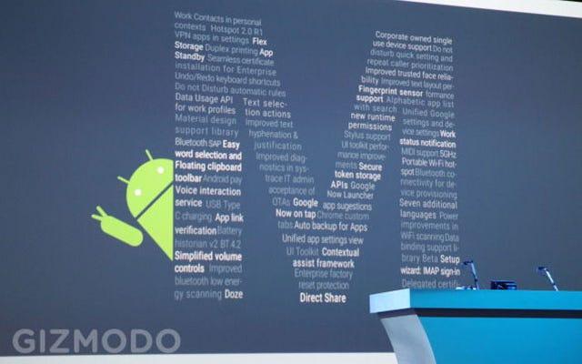 Android Mが登場し、Googleのスマートフォンの未来も登場