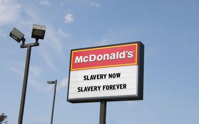 FIFA Sponsorları Köleliğin Onayını İkiye Katladı