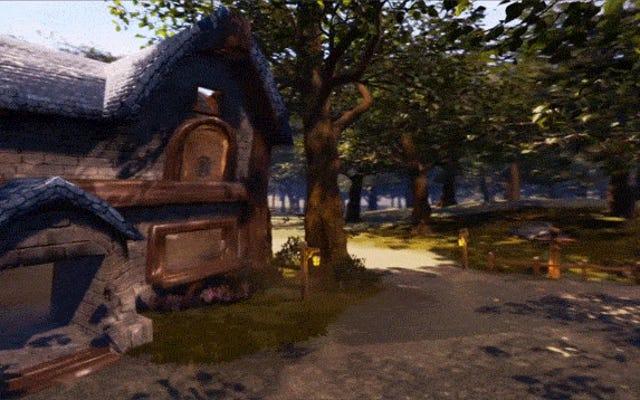 Unreal Engine4で磨き上げられたWorldofWarcraftのElwynnForest