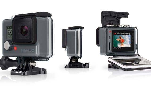 Hero + LCD è la nuova action cam touch screen più economica di GoPro