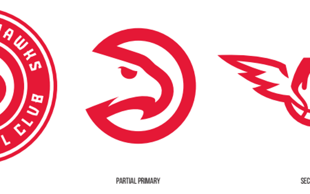 Atlanta Hawks tiết lộ biểu trưng mới