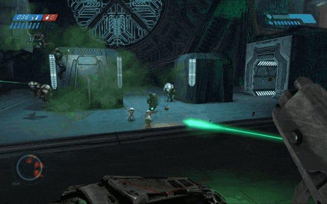 Trong Defense Of The Flood, kẻ thù đáng ghét nhất của Halo