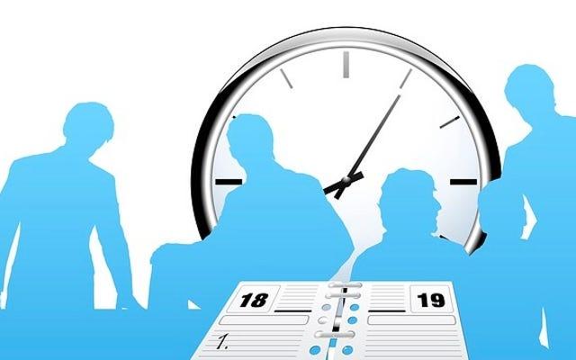 अपने कैलेंडर के डिफ़ॉल्ट को बदलकर छोटी मीटिंग शेड्यूल करें