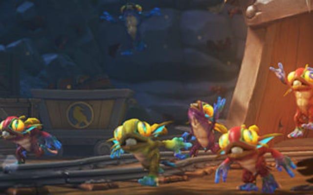 Heroes Of theStormは競争力のあるランクモードを変更しています