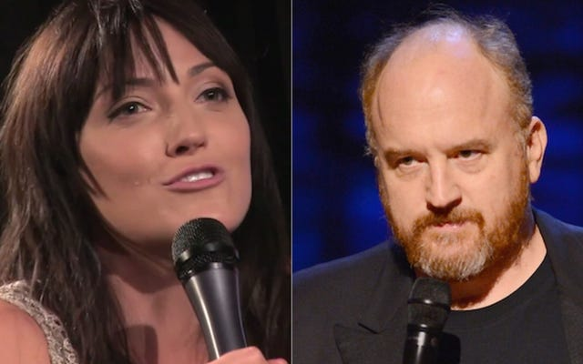 El podcast de Jen Kirkman que implica que el comediante 'Pervertido conocido' desaparece repentinamente