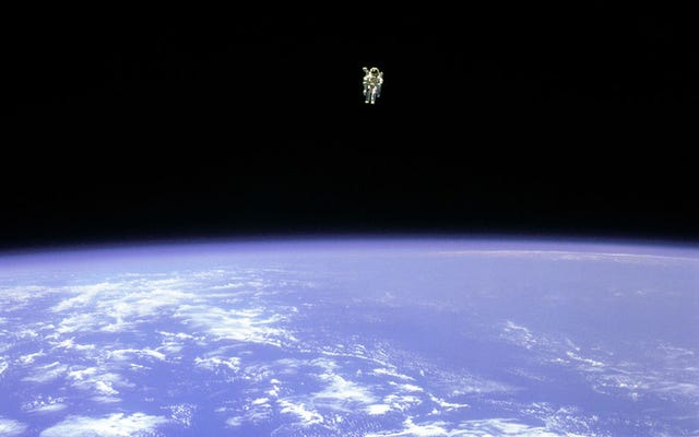 Vor 50 Jahren ging der erste Amerikaner in den Weltraum und wollte nicht aufhören