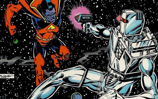 ROM:スペースナイトは史上最高のSFコミックかもしれない