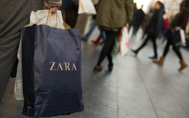 Zara fait face à une poursuite de discrimination de 40 millions de dollars