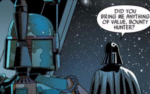 ダースベイダーと今週のスターウォーズコミックからの他の大きな瞬間