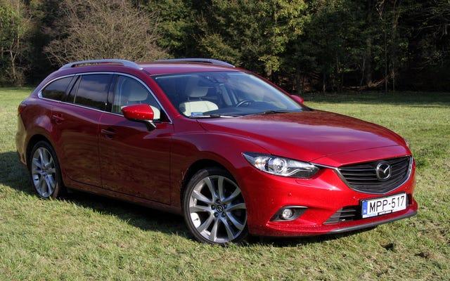 Pourquoi Mazda a désespérément besoin de construire sa propre Subaru Outback