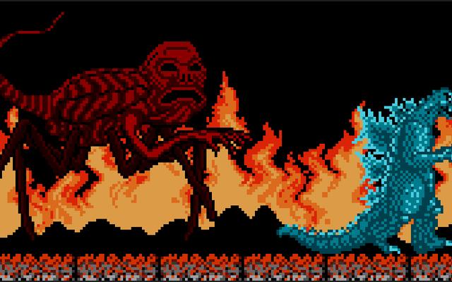 NES Horror Legend se transforme en un vrai jeu