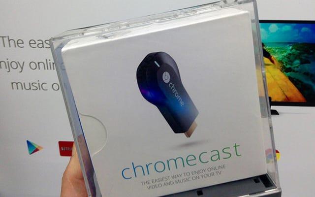 Trasmetti contenuti multimediali locali a un Chromecast senza una connessione Internet