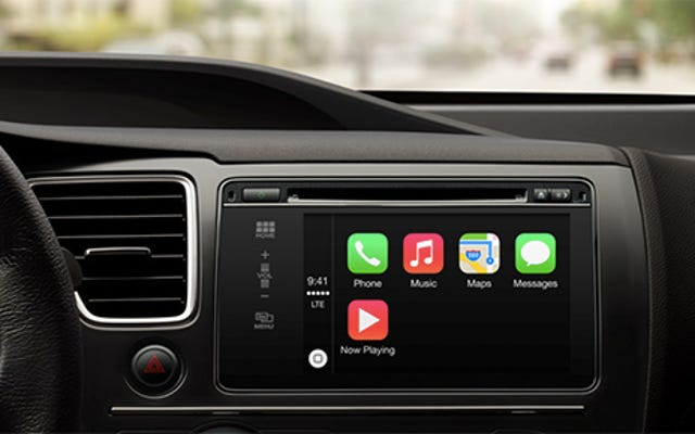 Apple dodaje więcej rzeczy do CarPlay, zanim kupisz to w niedrogim samochodzie