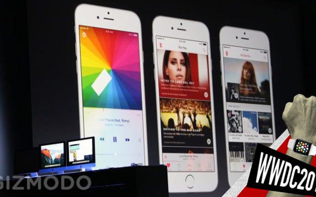 Apple Music: Mengalirkan Lagu Dari Apple dan Berdenyut Dalam Waktu Lama