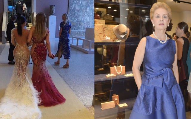 キャロライナ・ヘレラ:ビヨンセのような「ファッションアイコン」は最近裸になりすぎているように見える