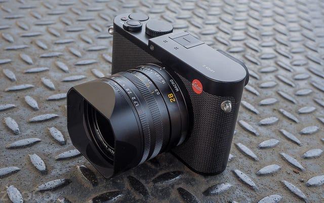 ライカQ:贅沢なデザイン以上の垂れ下がるカメラ