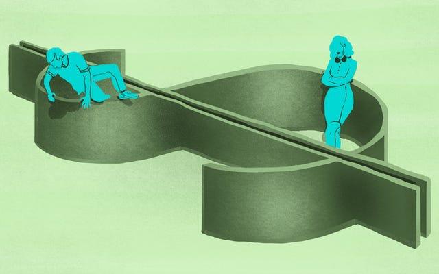 Nhược điểm của việc kiếm được nhiều tiền hơn: Chồng bạn có nhiều khả năng lừa dối hơn