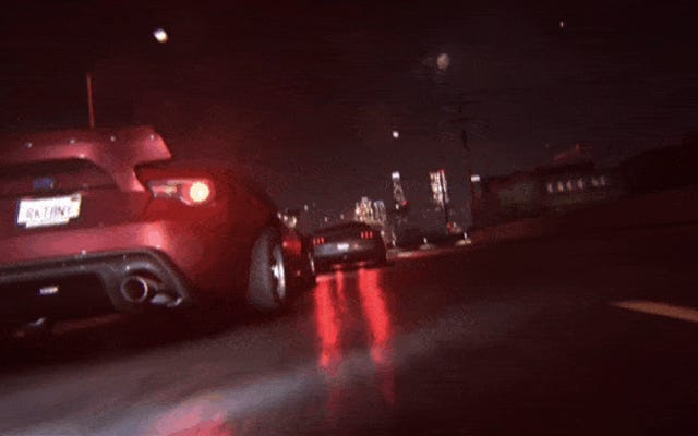 В новой игре Need for Speed вам предстоит управлять автомобилем в огромном открытом мире.