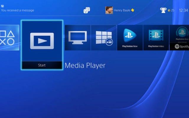 Trình phát đa phương tiện PS4 mới sẽ hỗ trợ các tệp MKV