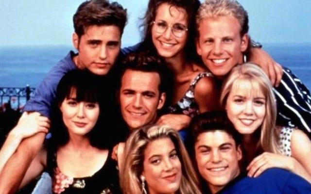 Rencana Seumur Hidup untuk Bercinta di Seluruh Beverly Hills, 90210 Dengan Film TV