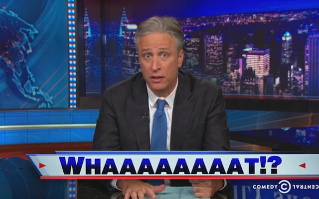 Jon Stewart Rachel Dolezal Hikayesine Tepki Veriyor: 'Whaaaaaat?'