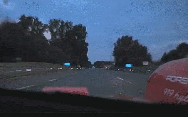 とにかく、3分17秒で8.469マイルはどのように見えますか?