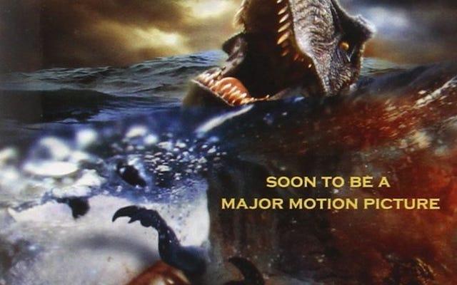 एली रोथ मई डायरेक्ट वार्नर ब्रदर्स। ' विशाल प्रागैतिहासिक शार्क मूवी