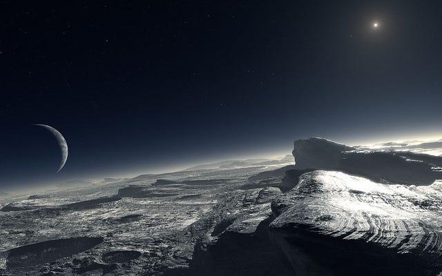 बौना ग्रह प्लूटो जिन जिज्ञासाओं और रहस्यों को छुपाता है