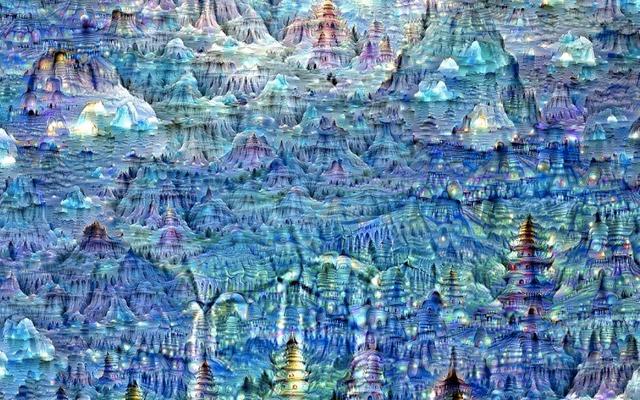 Jaringan Syaraf Tiruan Can Day Dream – Inilah Yang Mereka Lihat