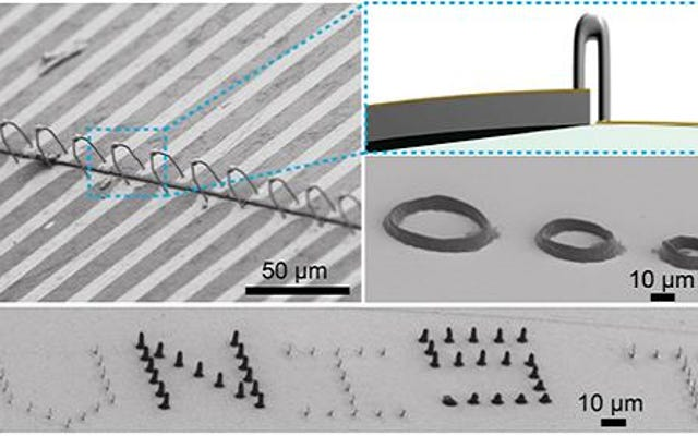 新しい高解像度3Dプリンターは、赤血球よりも小さいオブジェクトを印刷できます