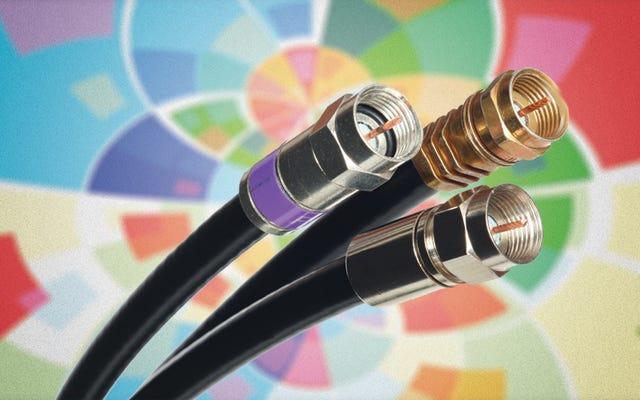 Wszystkie niesamowite dodatkowe rzeczy, które są związane z subskrypcją kablową