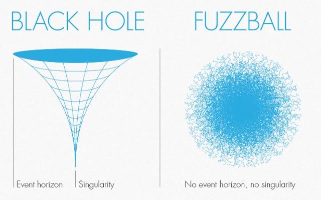 Kara Deliklerin Şekillerini Büyük Ölçüde Yanlış Anlamış Olabiliriz