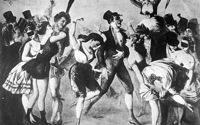 L'OED ricorda ai bianchi che il twerking esiste da sempre