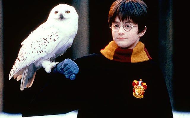 แฮร์รี่ พอตเตอร์ เปิดฉายปีหน้าไม่ใช่ภาคก่อน