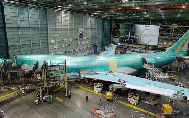 Boeing reduz produção de 747 conforme o mercado de carga aérea muda rapidamente