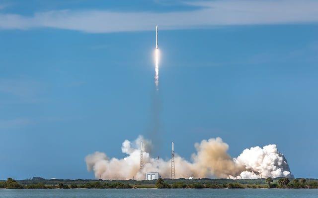 Warum die Raketenexplosion von Falcon 9 ein besorgniserregender Rückschlag ist