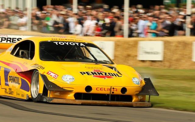 Jump Onboard Rod Millen's 850 HP Pikes Peak Celica cho cuộc chạy lên dốc của nó