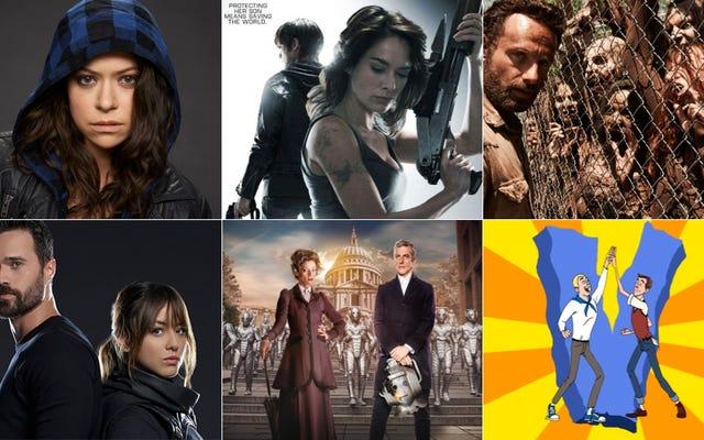 過去10年間にサイエンスフィクションを再発明した15のテレビ番組