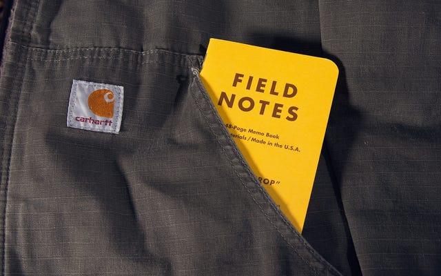 シンプルなポケットノートを使用してあなたの生活を向上させる方法