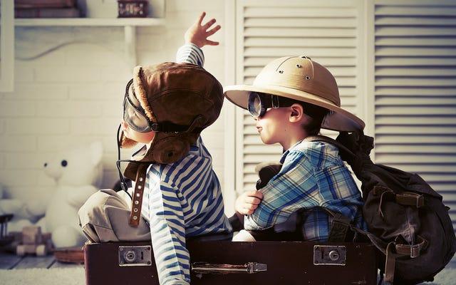 Comment voyager avec vos enfants et garder tout le monde heureux