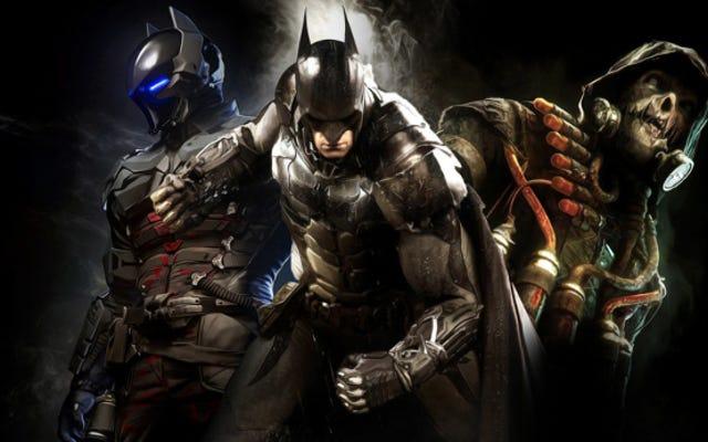 バットマンはモルドールのネメシスシステムの影を盗むべきだった