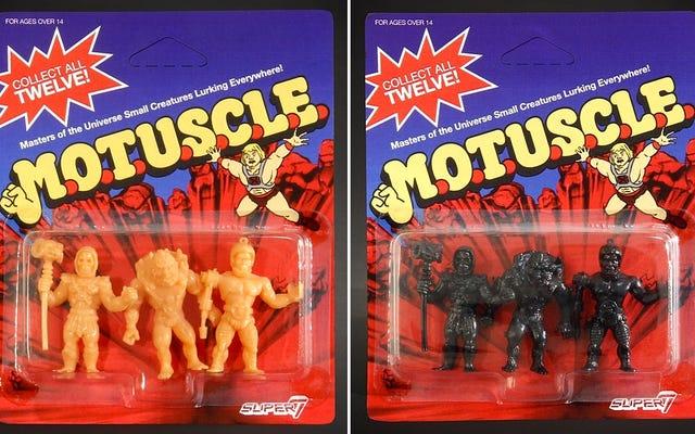 Hai dòng đồ chơi tuyệt vời của thập niên 80 này thậm chí còn tuyệt vời hơn khi kết hợp