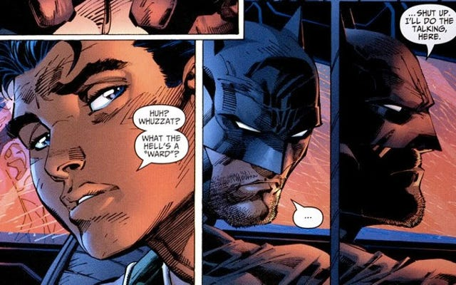 Semua Bintang Batman & Robin Frank Miller Sangat Buruk, Sebenarnya Luar Biasa