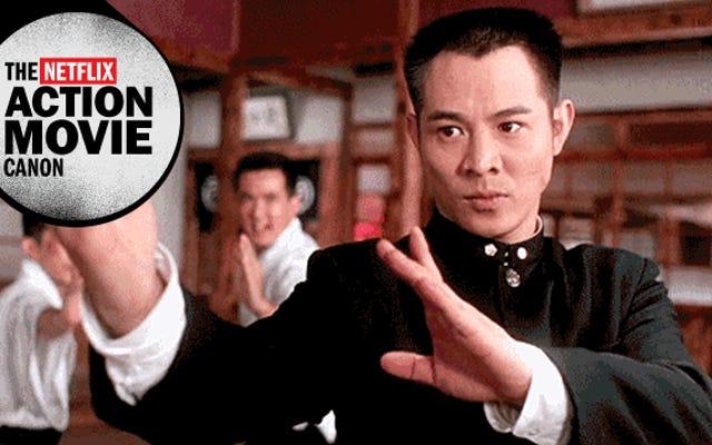 Le poing de légende de Jet Li est l'un des meilleurs films de combat jamais réalisés