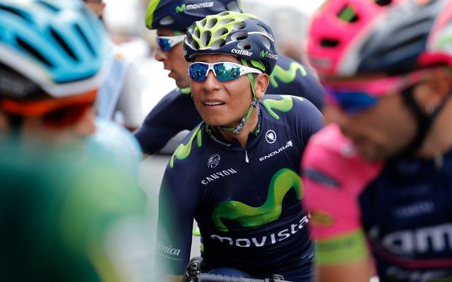 Nairo Quintana peut-il mettre fin à la mainmise de l'Europe sur le Tour de France?