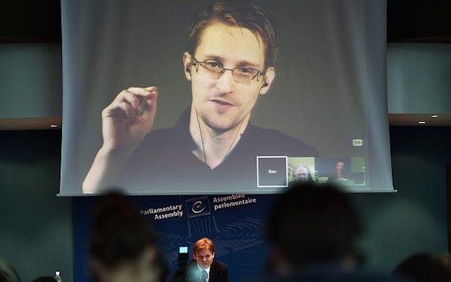 Edward Snowden Amerika Birleşik Devletleri'ne Dönebilir