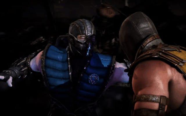 Mortal Kombat X sẽ thêm bốn trường hợp tử vong kinh điển miễn phí