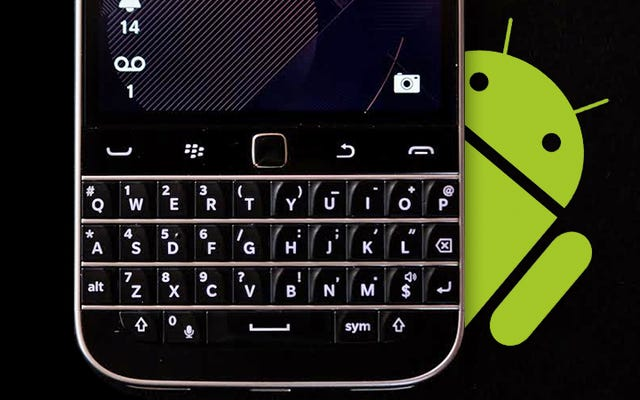 Pourquoi je me soucie soudainement de Blackberry