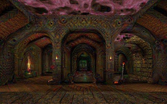 Quake, a traversé le rêve profond de Google