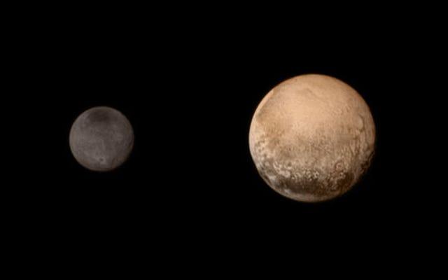冥王星は私たちが思っていたよりも大きい
